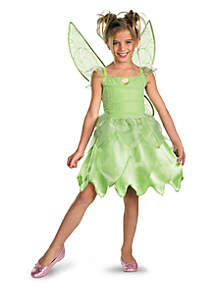 Rubie's Girls 4-6x Tink and the Fairy Rescue - Tinkerbell Classic Costume