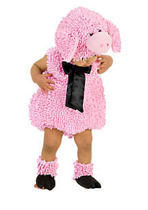 Rubie's Baby Girls Squiggly Pig Infant Costume