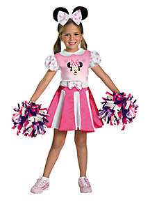 Rubie's Girls 4-6x Mickey Mouse Clubhouse - Minnie Mouse Cheerleader Costume