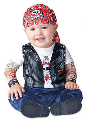 e82376612f33c Rubie's Infant/Toddler Boys Born to be Wild Costume ...