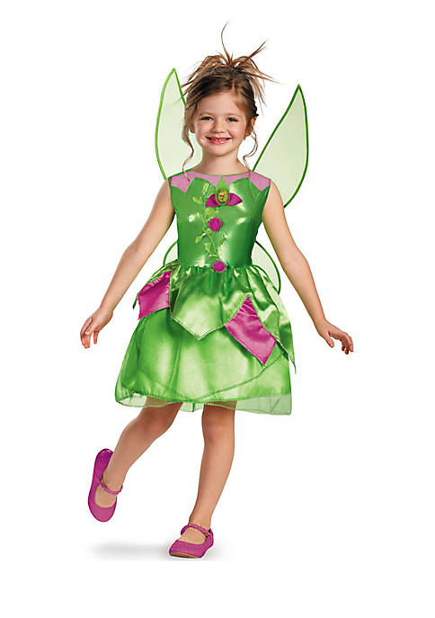 Rubie's Girls 4-6x Disney Tinker Bell Costume