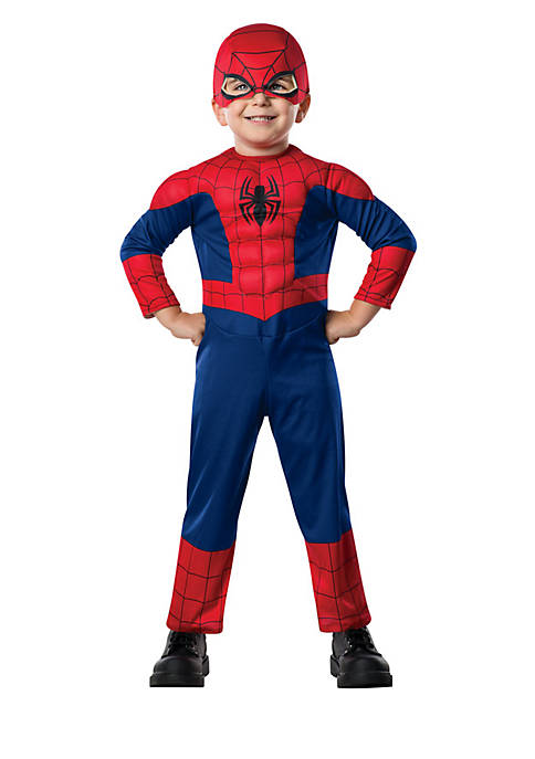 Rubie's Toddler Boys Ultimate Spider-Man Costume