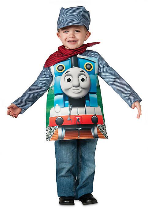 Rubie's Boys 4-7 Deluxe Thomas The Tank Costume
