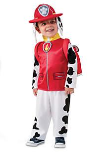 Toddler Boys Paw Patrol - Marshall Costume