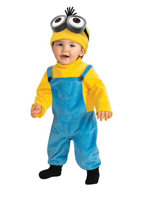 Toddler Boys Minions Movie Kevin Costume