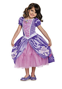 Rubie's Toddler Girls Sofia the First Sofia The Next Chapter Deluxe Costume