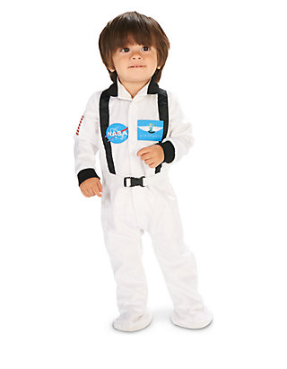 Toddler Rubies Costume Astronaut Child Costume