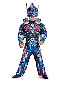 Rubie's Toddler Boys Transformers - Optimus Prime Muscle Costume
