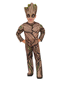 Rubie's Toddler Boys Guardians of the Galaxy Vol. 2 - Groot Deluxe Costume