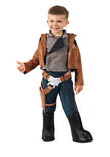 Rubie's Toddler Boys Solo: A Star Wars Story-Han Solo Costume