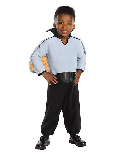 Toddler Boys Star Wars Classic Lando Calrissian Costume
