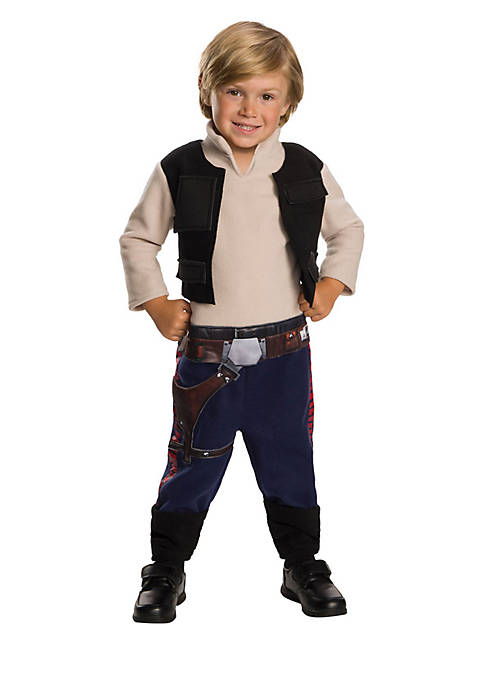 Toddler Boys Star Wars Classic Han Solo Costume