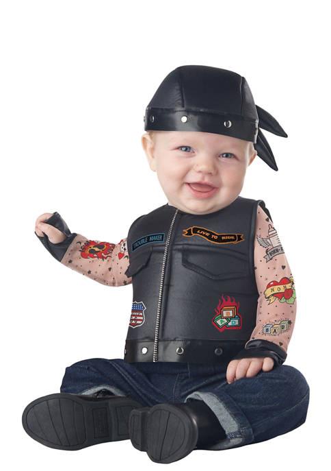 California Costumes Toddler Born To Ride Costume