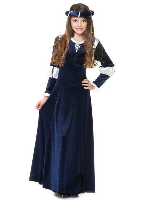 Charades Toddler Girls Country Wench Costume