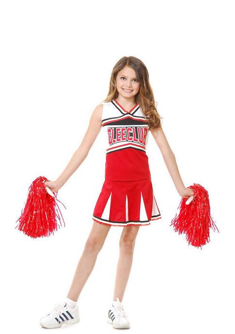 Charades Toddler Girls Glee Club Costume