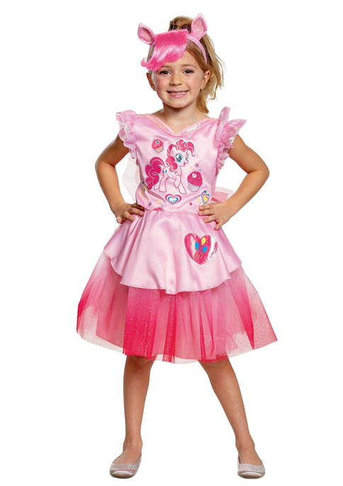 Disguise Toddler GIrls Pinkie Pie Tutu Deluxe Costume