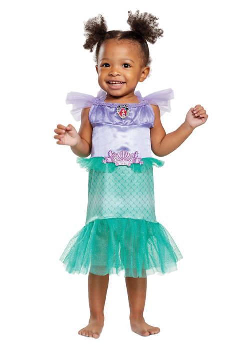 Disguise Baby Girls Ariel Costume