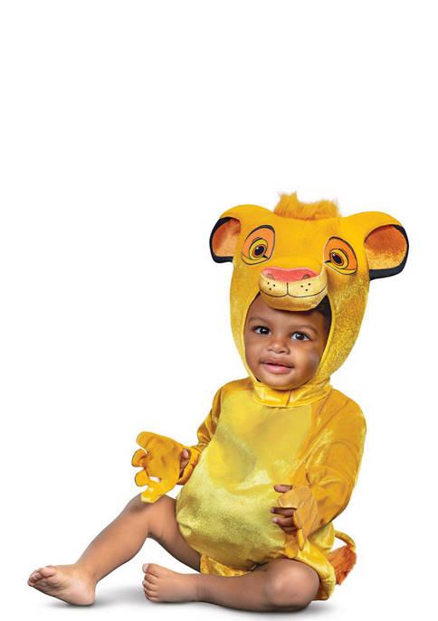 Disguise Baby Simba Costume