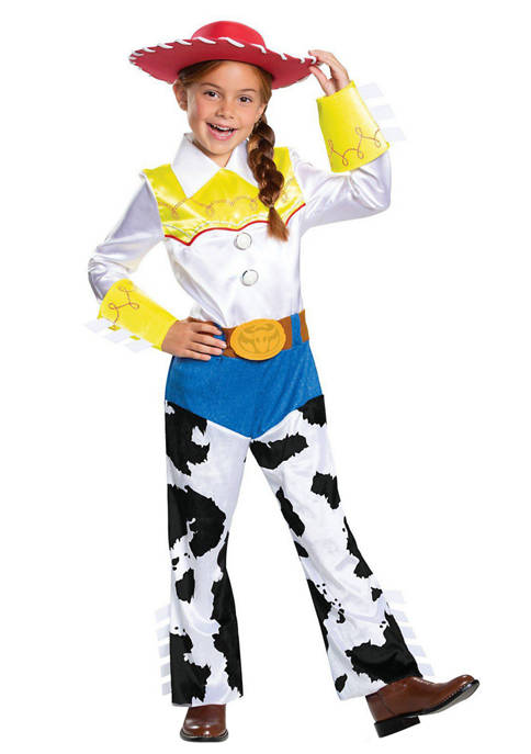 Disguise Toddler Girls Toy Story 4: Jessie Deluxe