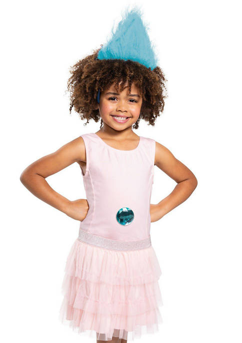Disguise Kids Turquoise Trolls Headband With Gem