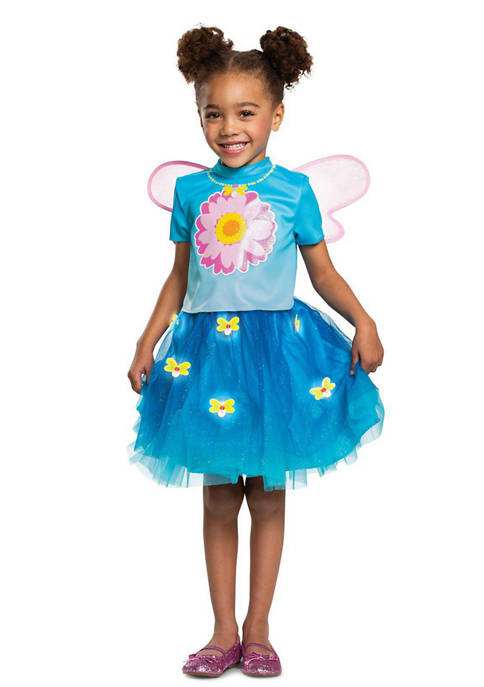 Disguise Toddler Girls Sesame Street Abby Cadabby Deluxe