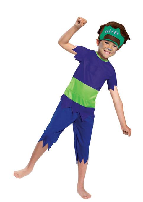 Toddler Boys Super Monsters Frankie Mash Classic Costume
