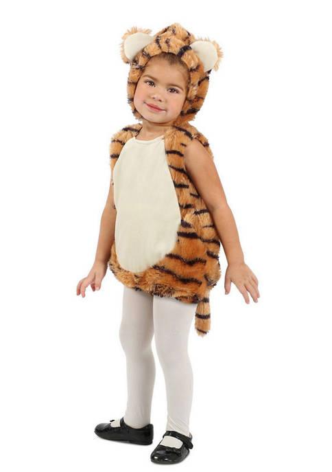 Princess Paradise Baby Tiger Bubble Costume