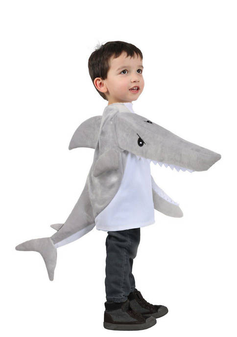 Princess Paradise Toddler Chompers Chompin Shark Jacket