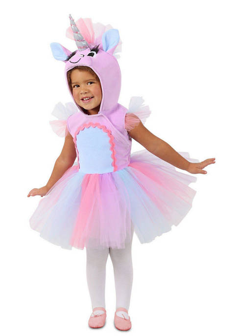 Princess Paradise Baby Girls Pastel Unicorn Dress