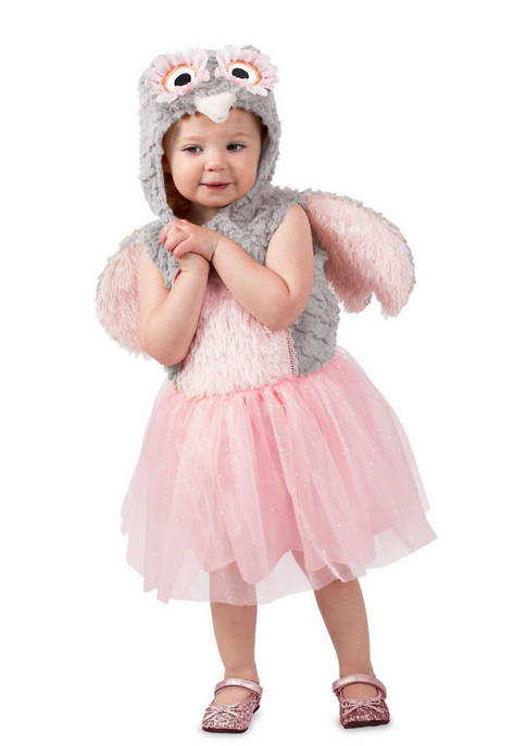 Princess Paradise Baby Girls Odette the Owl Costume