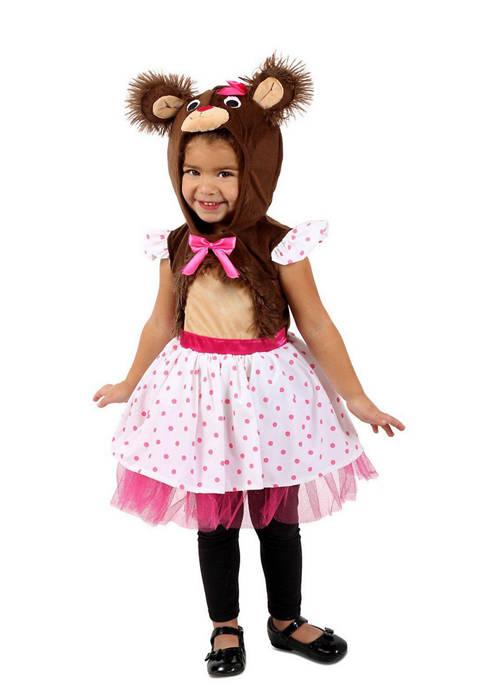 Princess Paradise Baby Girls Belinda Bear Costume