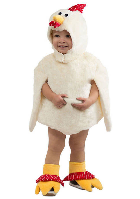 Princess Paradise Baby Reese the Rooster Costume