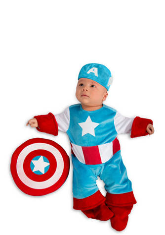 Rubies Babys Marvel Hulk Romper Dress Up Pretend Play Costumes Carol danvers returns to her home planet of earth to aid the avengers on their latest mission. rubies babys marvel hulk romper dress