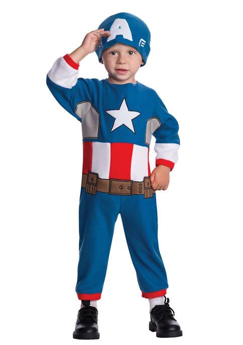 Rubie's Toddler Boys Captain America Costume
