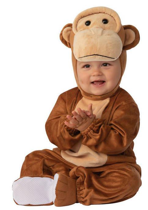 Rubie's Baby Monkey Costume