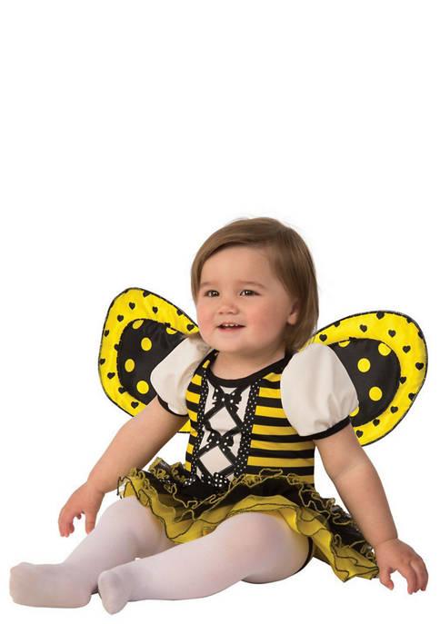 Rubie's Baby Girls Busy Little Bee Costume