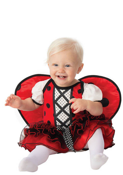 Rubie's Baby Girls Ladybug Costume