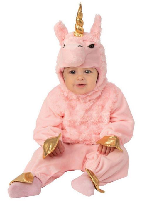 Rubie's Baby Girls Llama Unicorn Costume