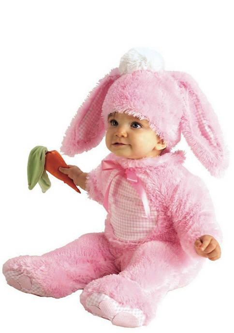 Rubie's Baby Girls Precious Pink Wabbit Costume