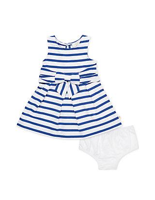 dae88c743 kate spade new york® Baby Girls Jillian Stripe Dress   belk