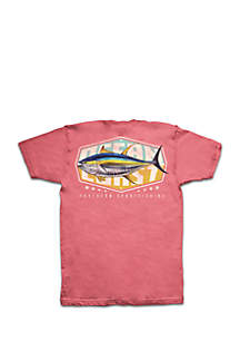 Boys 4-7 Southern Sport Fishing Graphic Tee