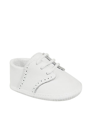 441e72cf8 Crown   Ivy™. Crown   Ivy™ Baby Boys White Leather Oxford Shoes