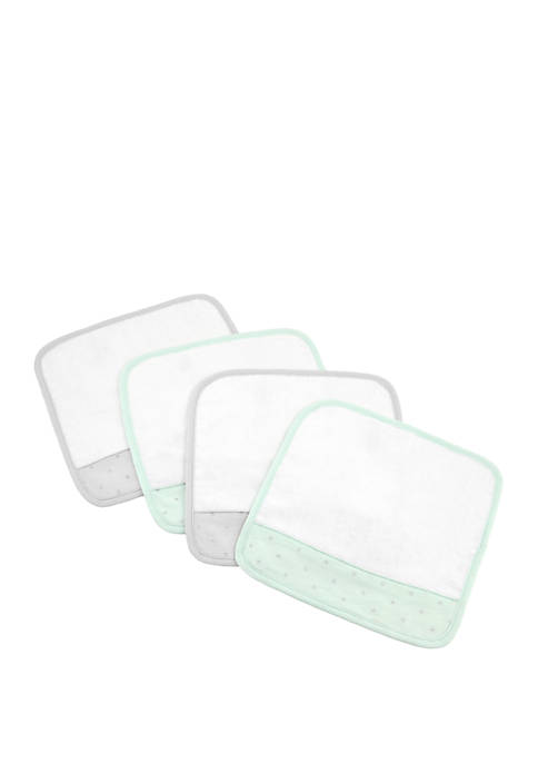 Just Born Baby Sparkle Bath Collection 4 Pack