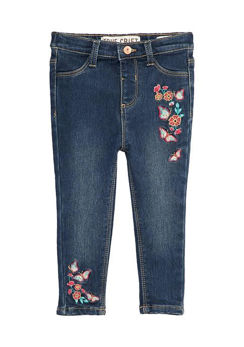 Baby Girls Fashion Denim Pants