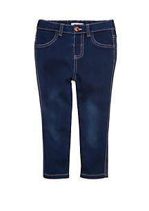 TRUE CRAFT Toddler Girls Denim Jeans