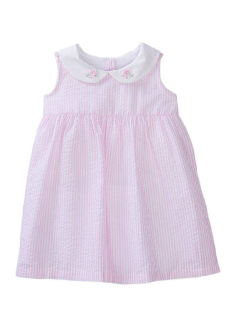 Crown & Ivy™ Baby Girls Peter Pan Dress