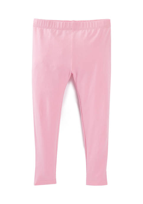 Toddler Girls Basic Leggings
