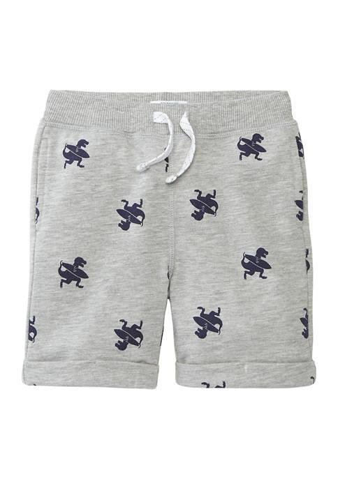 Crown & Ivy™ Toddler Boys Printed Shorts