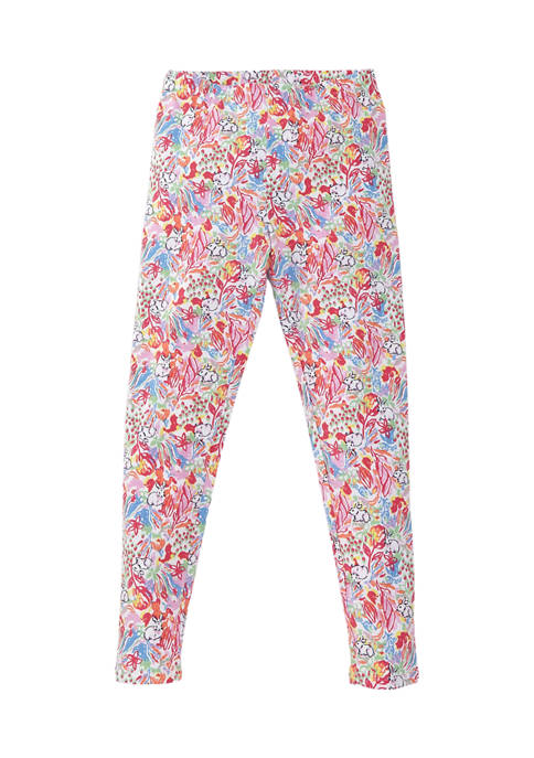 Crown & Ivy™ Toddler Girls Printed Leggings