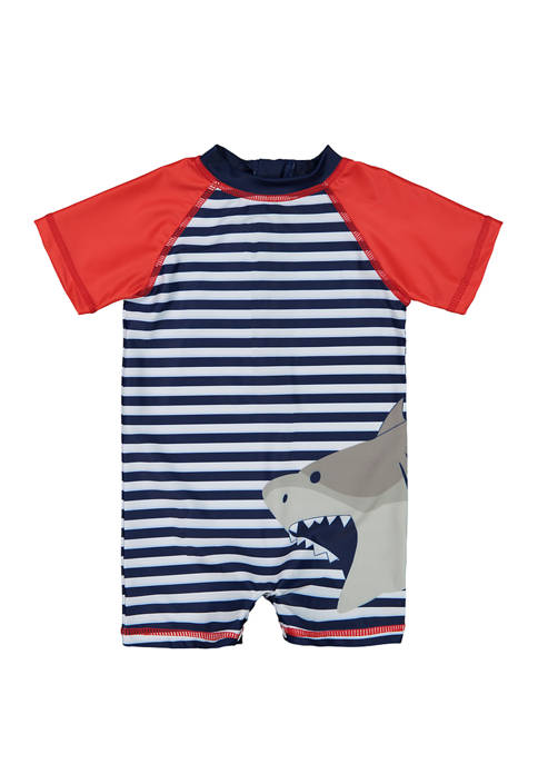 Andy & Evan Baby Boys One Piece Swim